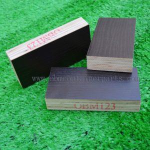 antislip container bamboo flooring
